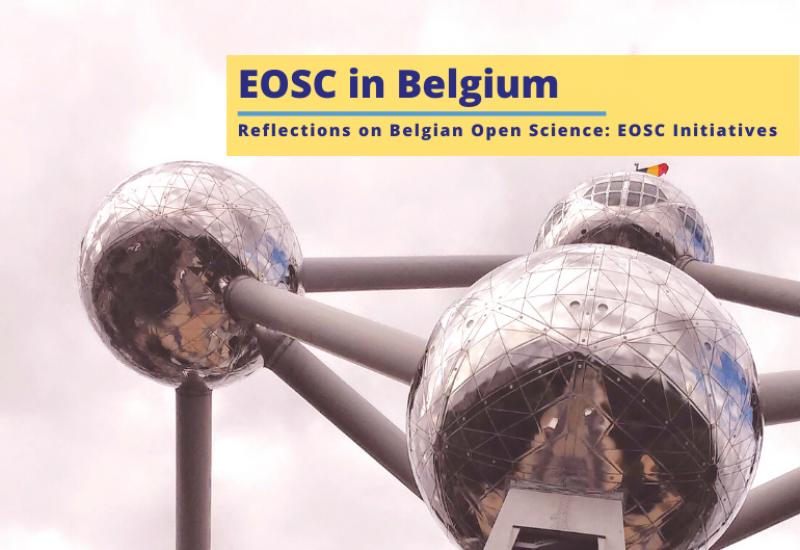 EOSC in Belgium