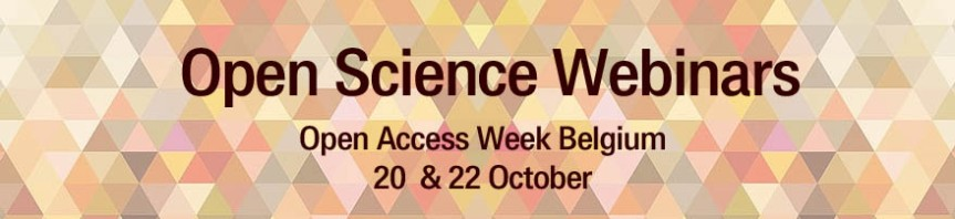 Open Science Webinars recordings – Skills and training
